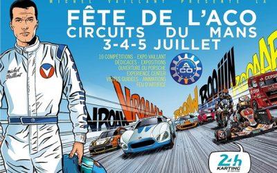 Le Mans / Fête de L'ACO / 3-5 July 2015