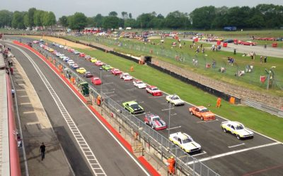 YTCC at BRANDS HATCH 2018 – 26/27 May – Magnificent Masters