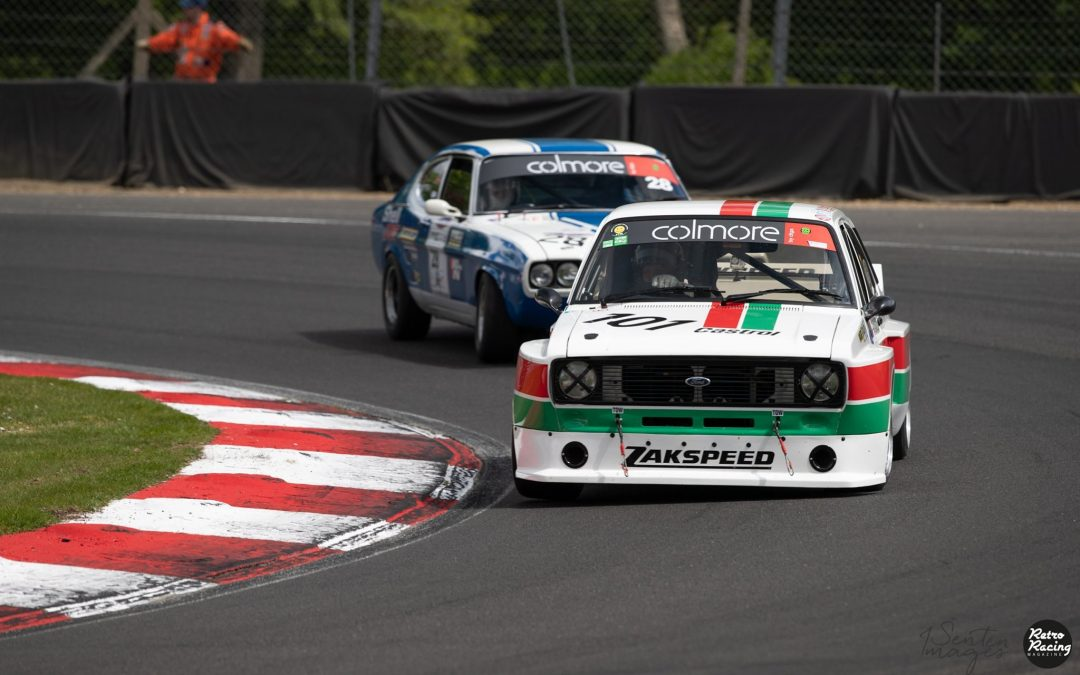 BRANDS HATCH – MASTERS HISTORIC 29th / 30th May 2021